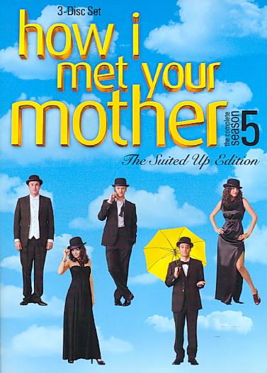 HOW I MET YOUR MOTHER SEASON 5 BY HOW I MET YOUR MOTHE (DVD)