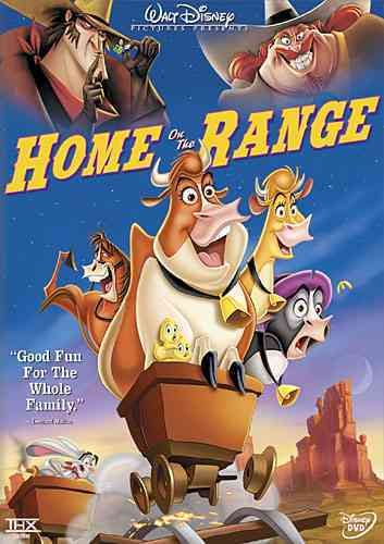 HOME ON THE RANGE BY BARR,ROSEANNE (DVD)
