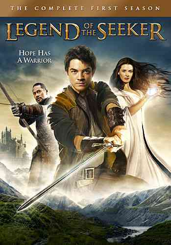 LEGEND OF THE SEEKER:COMPLETE 1ST SSN BY LEGEND OF THE SEEKER (DVD)